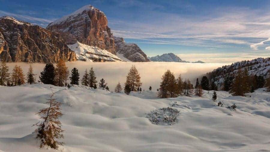 Dolomites İtalya