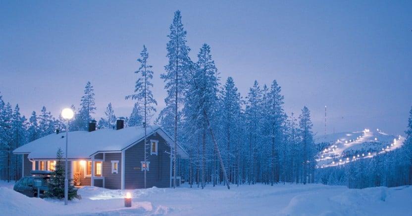 Lapland Finlandiya