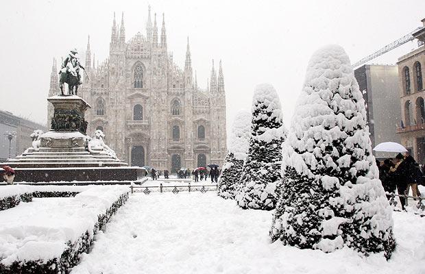 Milan İtalya
