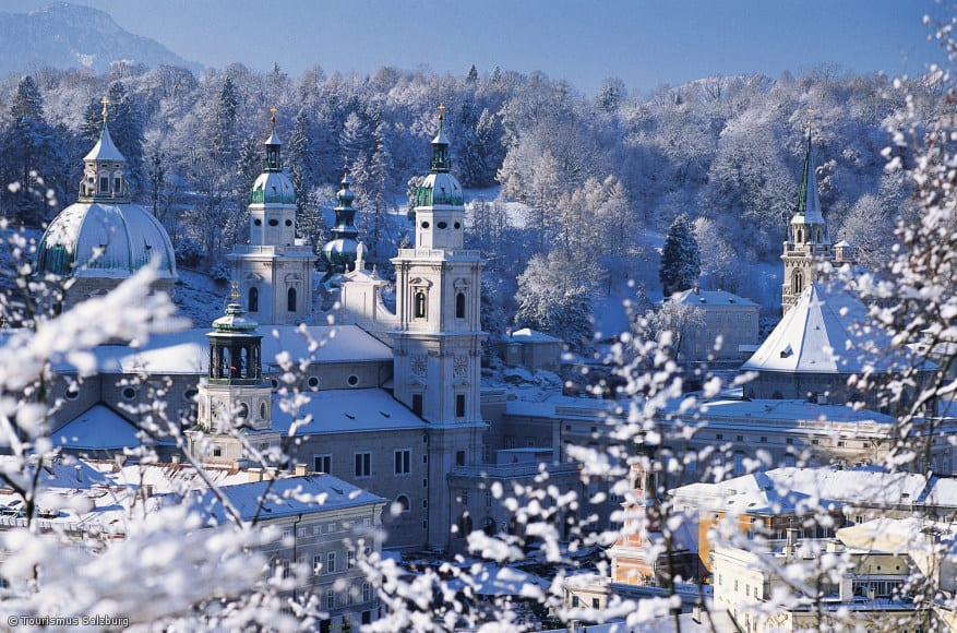 Salzburg Avusturya