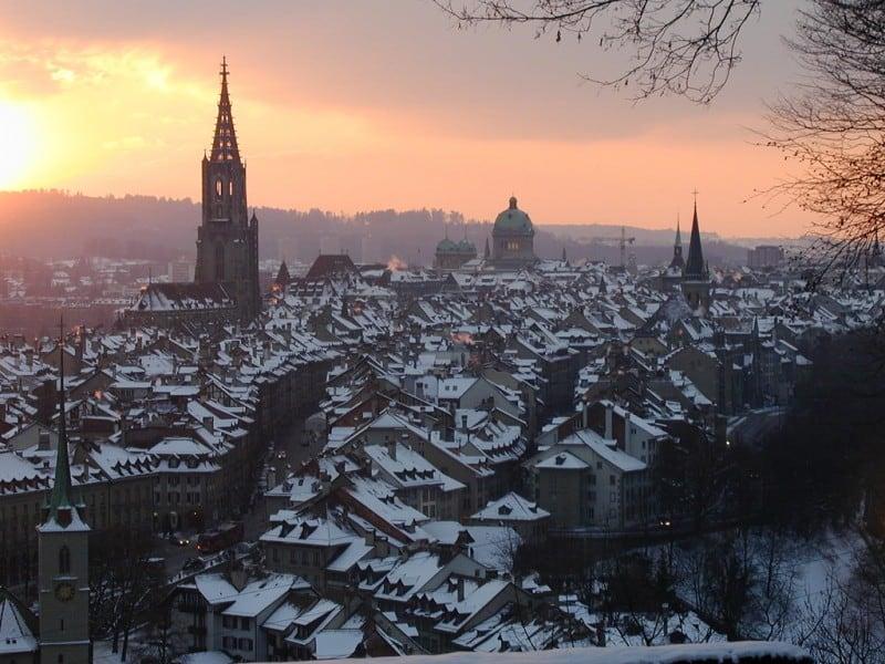 Bern İsviçre