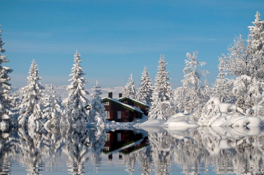 Blefjell Norveç