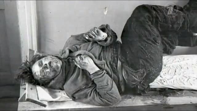 Zina Kolmogorava'nın cesedi