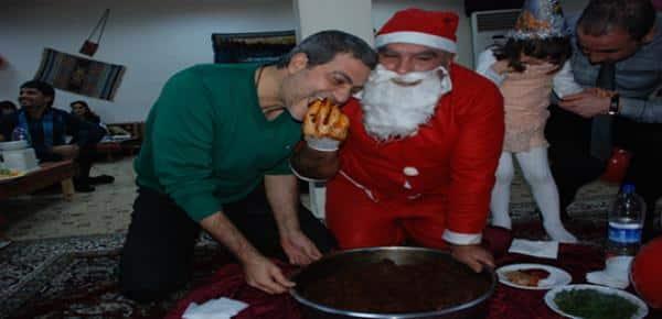Noel Baba Ya Türk Olsaydı?