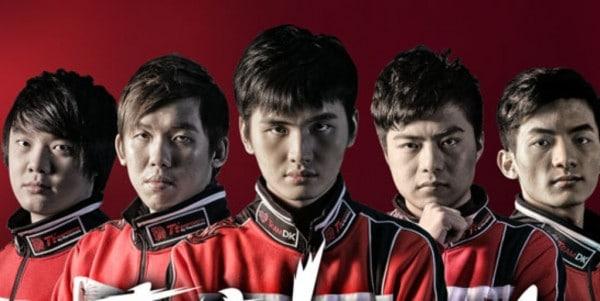 team-newbee-oyunculari