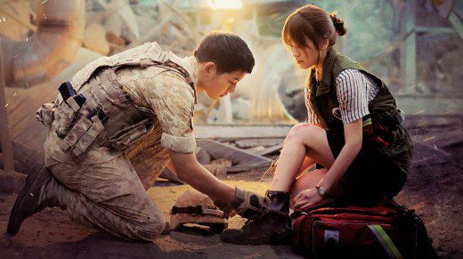 Descendants-of-the-Sun-kore-dizisi