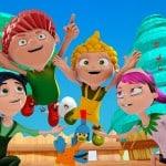 En Eğitici 10 Çizgi Film ve Karakterleri