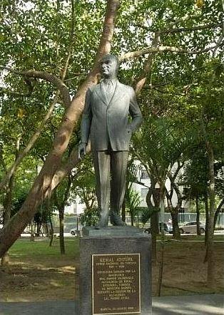 Caracas, Venezuela Atatürk