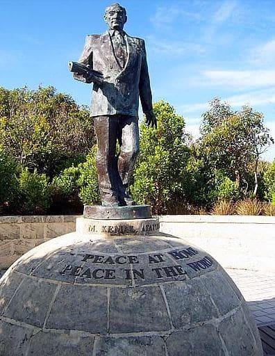 Albany, Batı Avustralya Atatürk