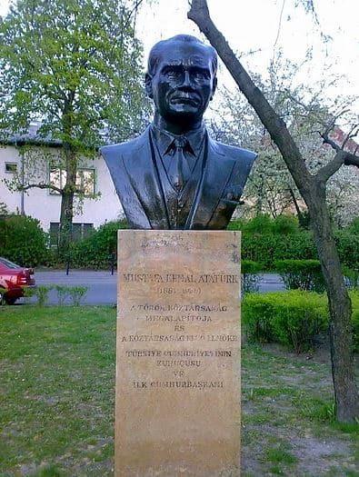 Budapeşte, Macaristan Atatürk