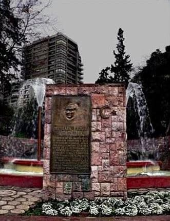 Şili Atatürk Heykeli