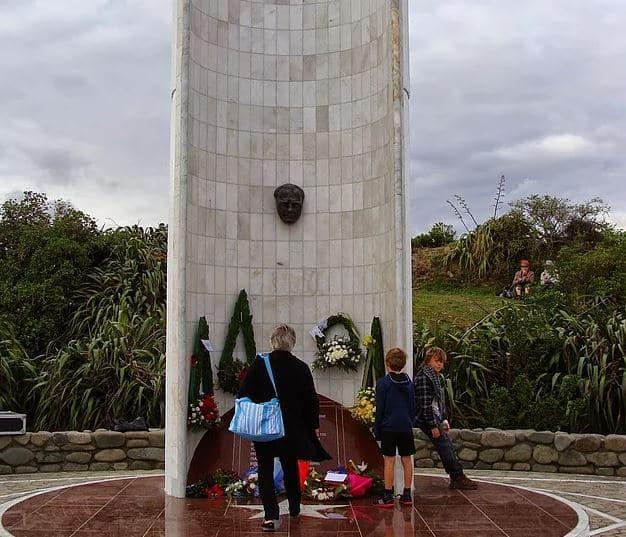 Atatürk Anıtı - Wellington, Yeni Zellanda