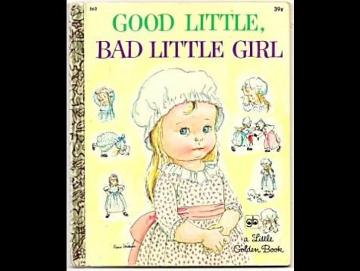 minik-kotu-kiz-garip-kitap-kapaklari-good-little-bad-little-girl