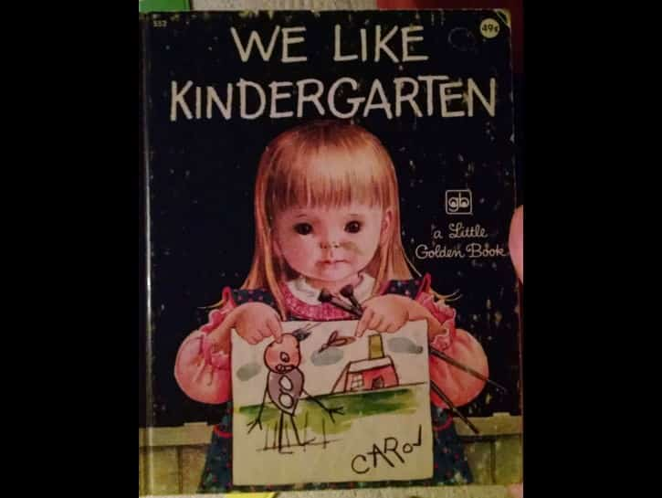 we-like-kindergarten-garip-kitap-kapaklari