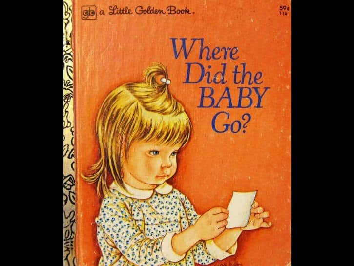 where-did-the-baby-go-kitap