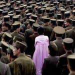 Kuzey Kore Hükümetinin Yasakladığı Fotoğraflar