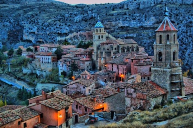 Albarracin-İspanya-dunyanin-en-guzel-yerleri