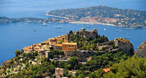 Eze-Fransa-Dünyanın-En-Güzel-Yeri