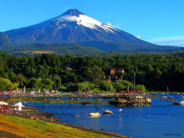 Pucon-Şili-dunyanin-en-guzel-yerleri