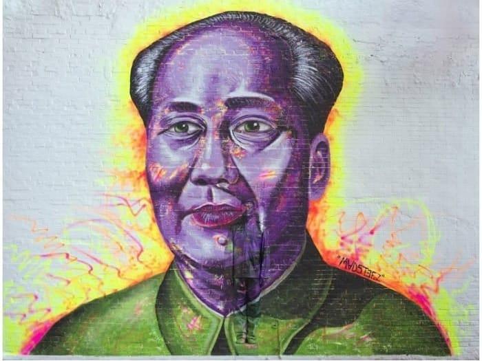 Görünmez Adam Liu Bolin