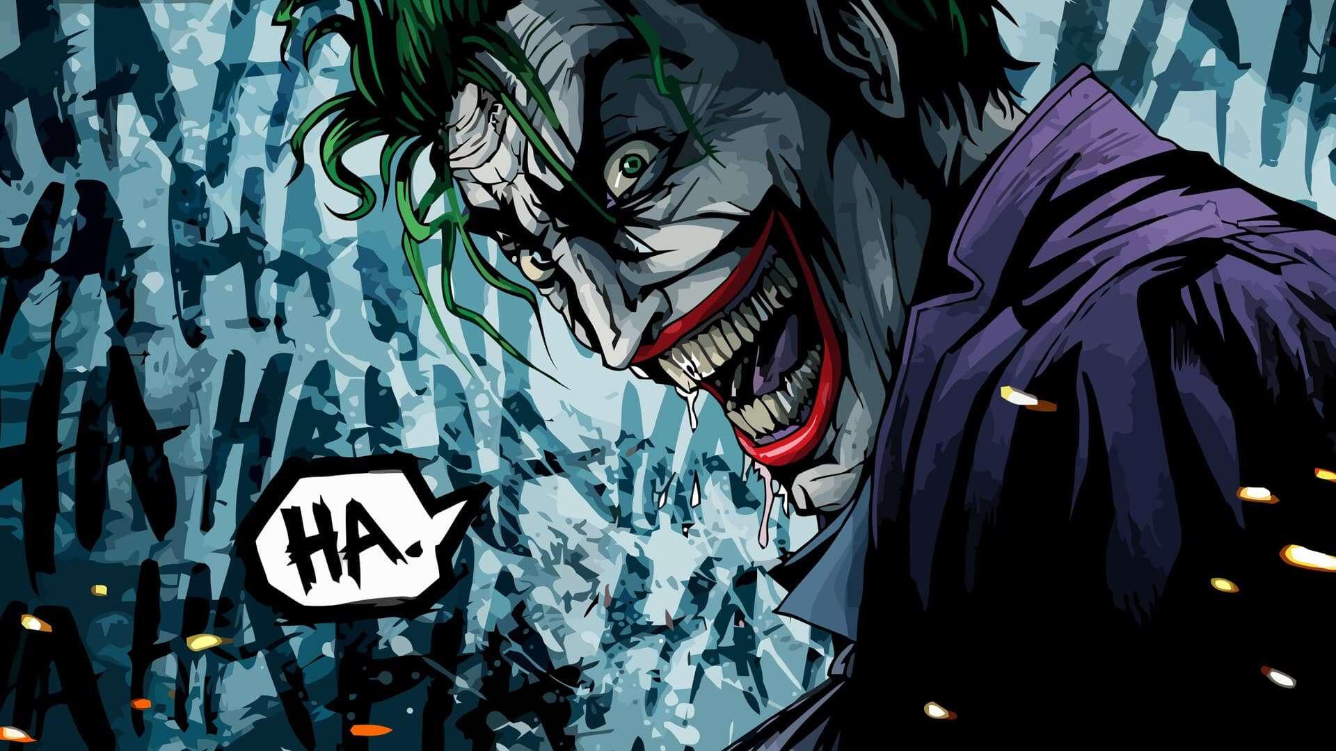 Joker'in Gelmiş Geçmiş En Psikopat Çizgi Karakter Olduğunun 12 Kanıtı