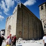 İtalya'daki Deprem Faciasından Yürek Burkan Fotoğraflar