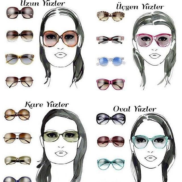 erkek ve kadınlar için gözlük seçimi nasıl yapılmalı