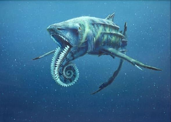 Nesillerinin Tükendiğine Şükredeceğiniz 7 Korkunç Deniz Canlısı