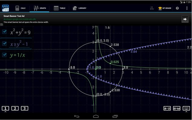 graphing-calculator-android-matematik-sorusu-çözen-programlar