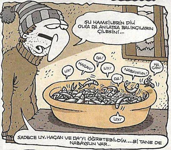 En Komik Yiğit Özgür Karikatürleri