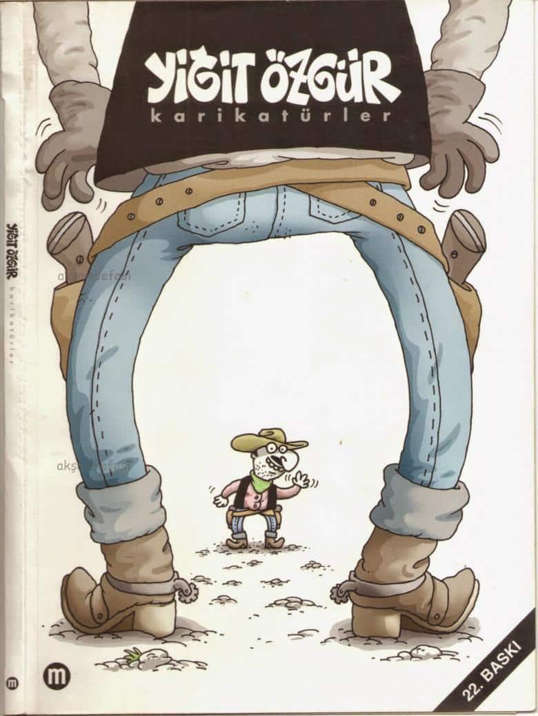 En Komik Yiğit Özgür Karikatürleri – 2019 En İyi Karikatürler