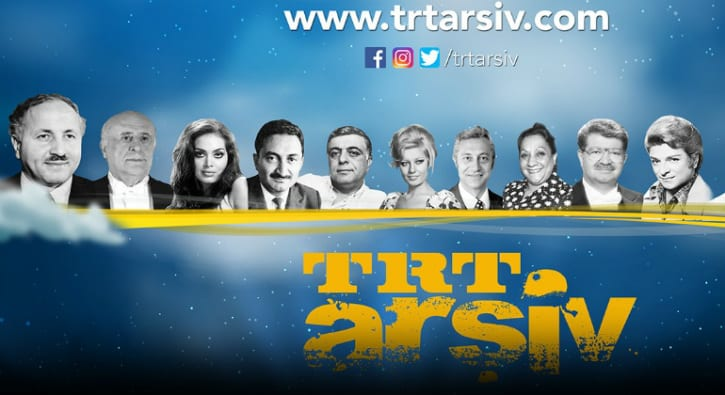 TRT Arşiv Sitesi