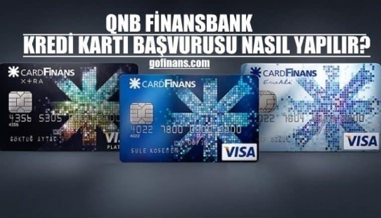 Finansbank Kredi Kartı Başvurusu – Güncel Kart ve Kampanyalar