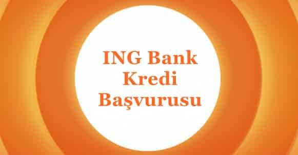 ING Bank Kredi Başvurusu