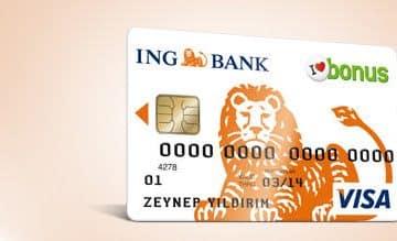 ING Kredi Kartı Başvurusu