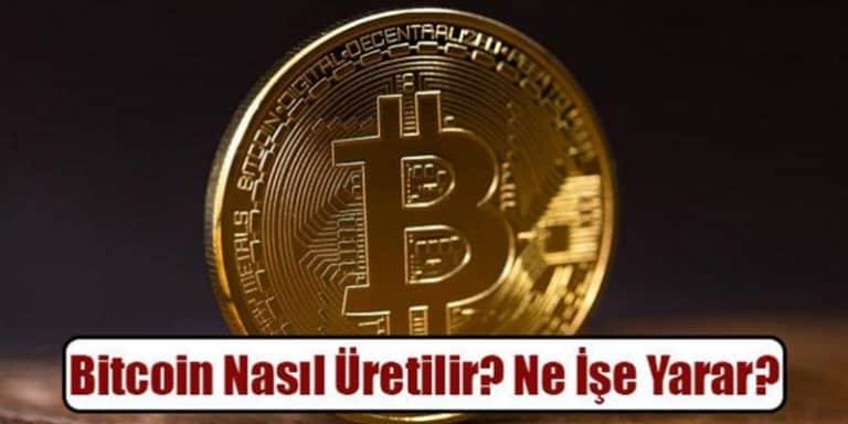 Bitcoin Nedir? Bitcoin Üretim Makineleri