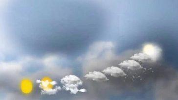 Meteoroloji Genel Müdürlüğü: Kar Ve Soğuk Havalar Başlıyor