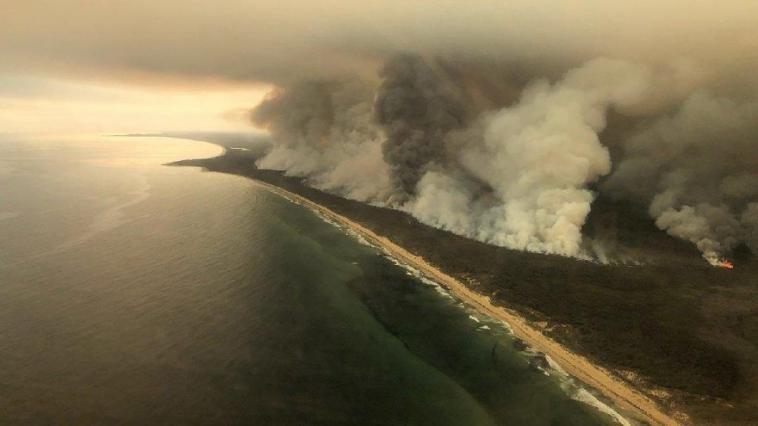Avustralya Yangınları Tüm Dünyanın Gündeminde