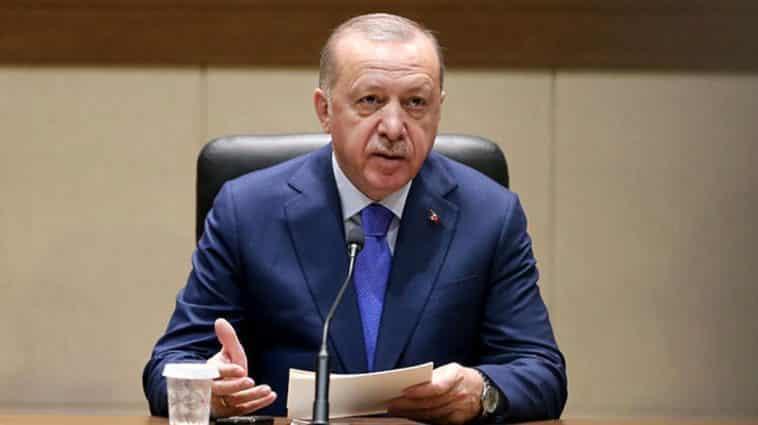 Cumhurbaşkanı Erdoğan, Corona Virüsünden Nasıl Korunduğunu Açıkladı