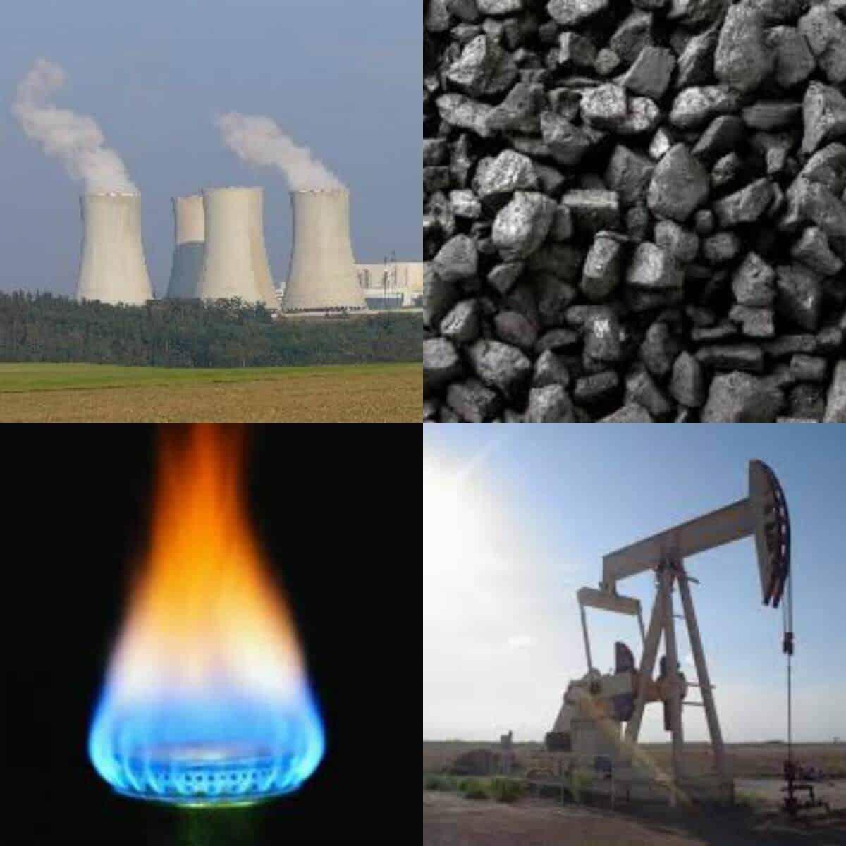 Yenilenemez Enerji Kaynakları Nelerdir?