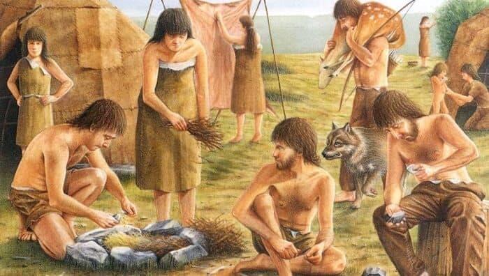 İlk İnsanların Bir Günü Nasıl Geçiyordu? – Nasıl Zorluklar Vardı?