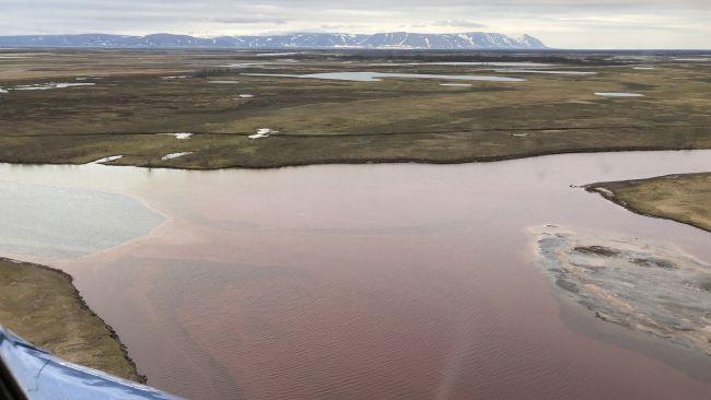 Rusya, Kuzey Kutup Dairesi'nde Acil Durum İlan Etti
