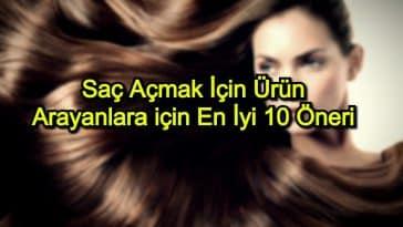 En İyi Saç Açıcı- 2020 – Saç Açmak İçin Ürün Arayanlara için En İyi 10 Öneri