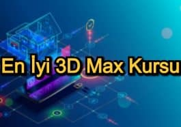 En İyi 3D Max Kursu – 2020 Güncel – 3D Max Kursu Arayanlar İçin 12 Öneri