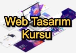 Web Tasarım Kursu – 2020 Güncel – Web Tasarım Bilgilerinizi Arttıracak En İyi 15 Kurs
