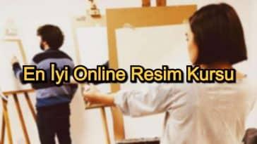 En İyi Online Resim Kursu – 2020 Güncel – Bir Hobi İsteyenlere 6 Resim Eğitimi