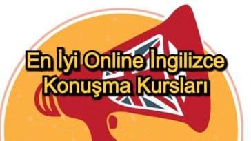 En İyi Online İngilizce Konuşma Kursları – 2020 Güncel – İngilizce Seviyenizi Arttıracağınız 10 İngilizce Konuşma Eğitimi